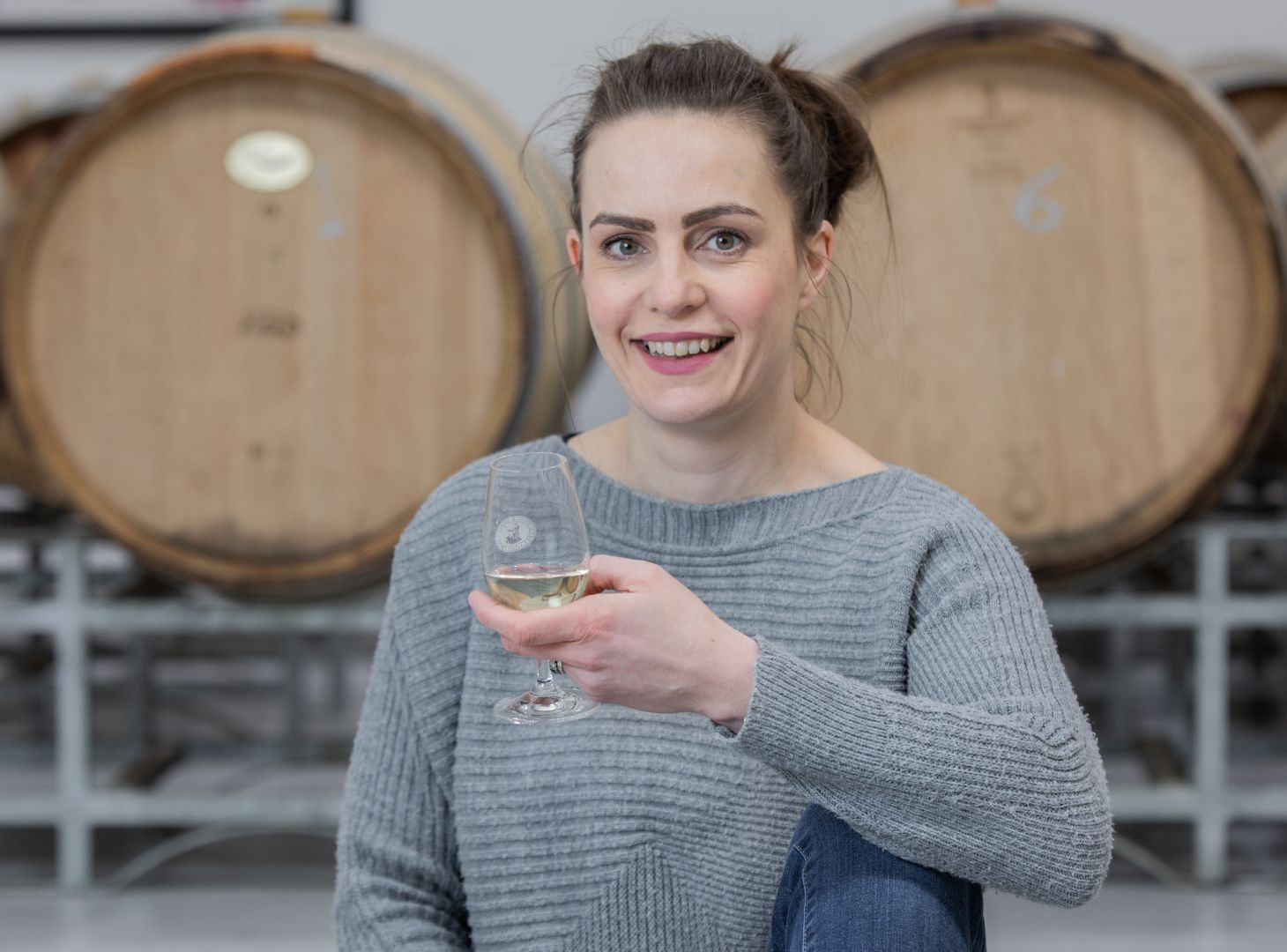 Elise Lane of Laneberg Wine