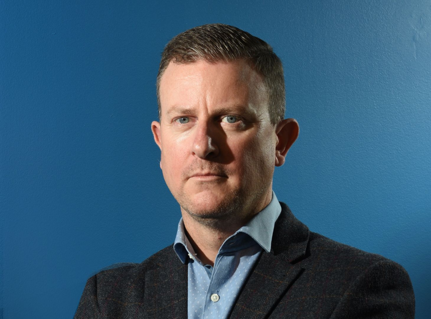 James Hopper of Security Risk Management