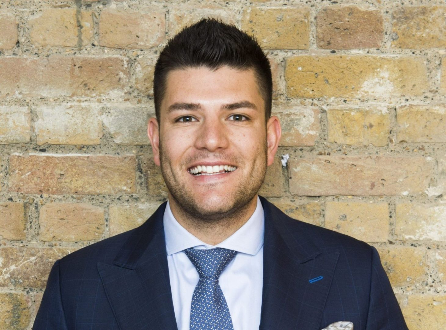 Image of Mark Wright, Winner of the apprentice 2014